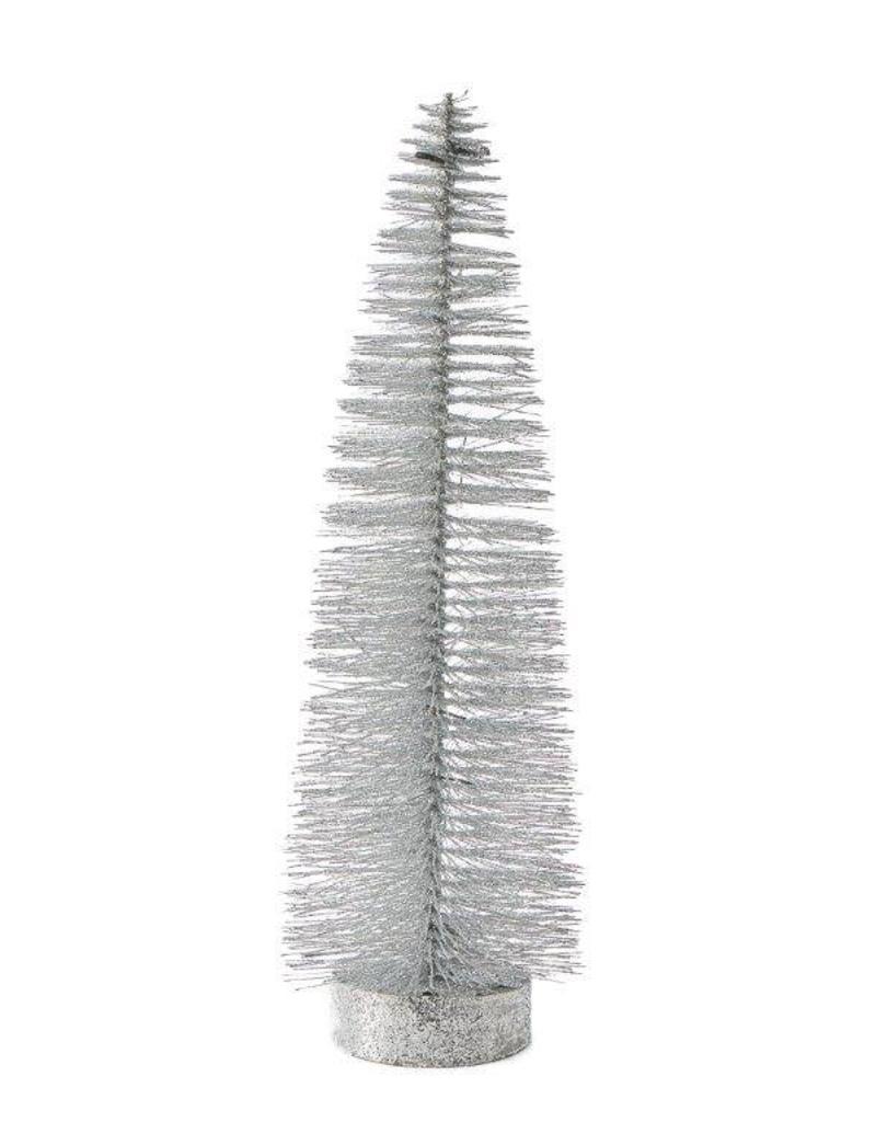 Riviera Maison Colorado Winter Tree silver M