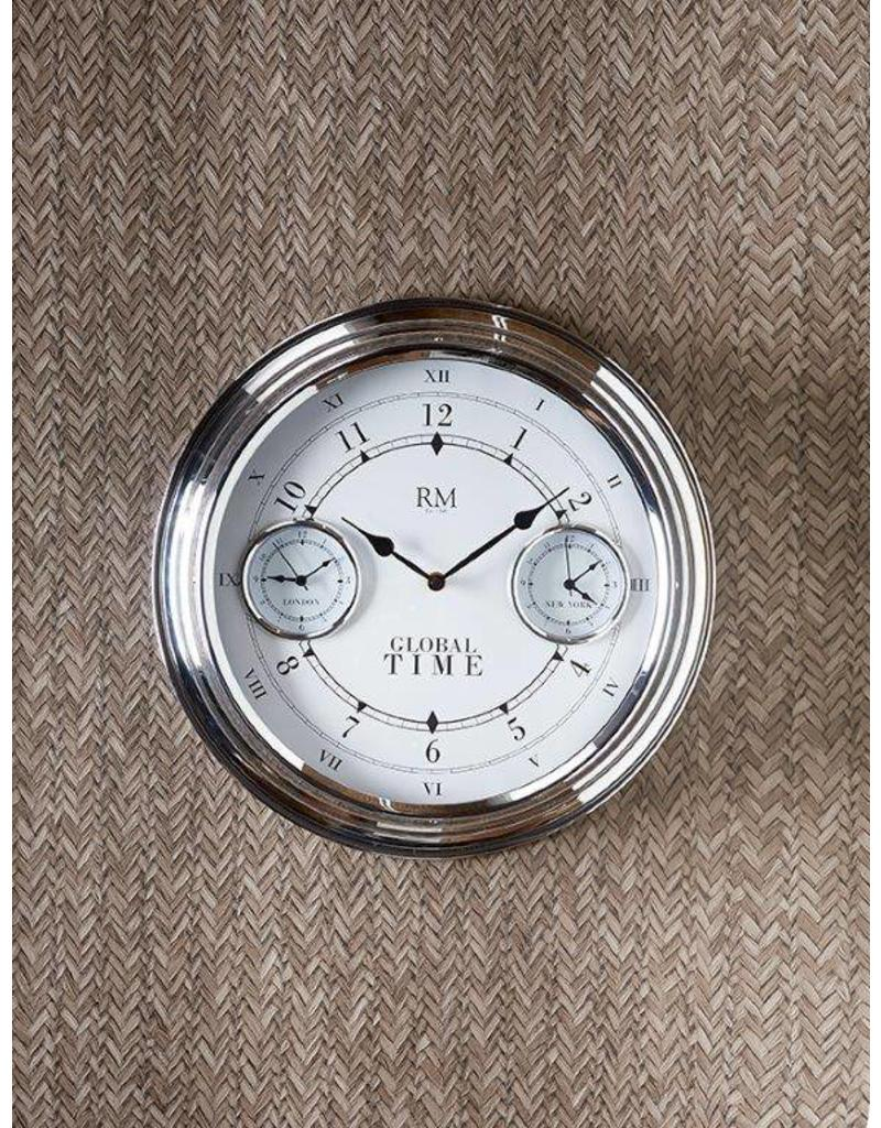 Riviera Maison World Cities Clock M