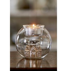 Riviera Maison RM House Tealight Holder S