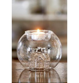 Riviera Maison RM House Tealight Holder M