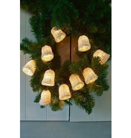 Riviera Maison Christmas Bell String of Lights