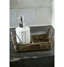 Riviera Maison Rustic Rattan Soap Tray