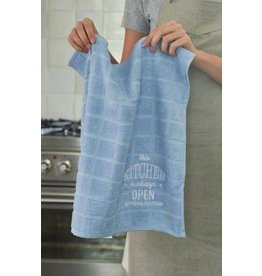 Riviera Maison RM Kitchen Towel The Kitchen Is Always Open