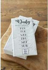 Riviera Maison Paper Napkin Daily Specials