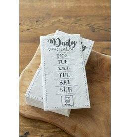 Riviera Maison Paper Napkin Daily Specials
