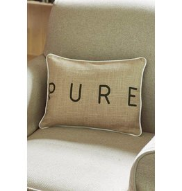Riviera Maison Pure Suede Pillow Cover 40x30