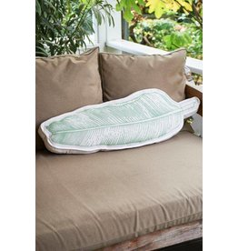 Riviera Maison Banana Leaf Pillow