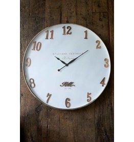 Riviera Maison Milano Clock Dia 90