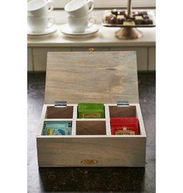 Riviera Maison Tea House Tea Bags Organizer