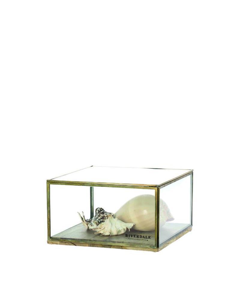 Riverdale Display box Belton naturel 20cm