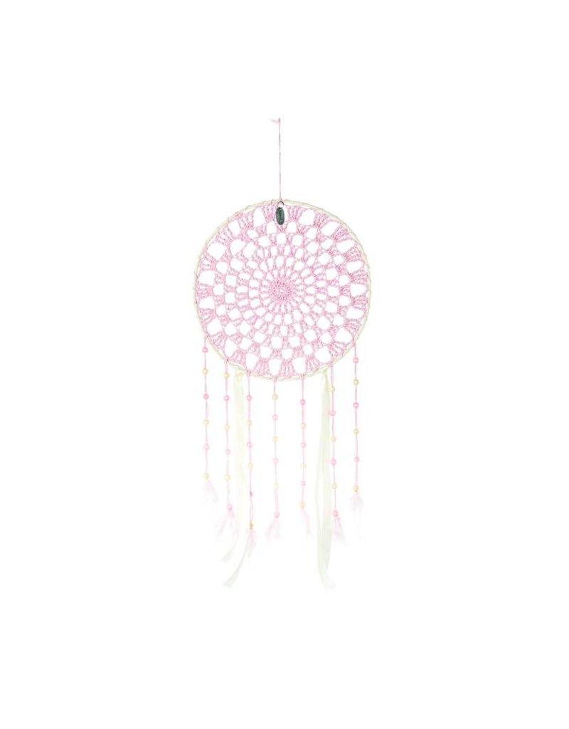 Riverdale Dromenvanger Bloom roze rond 60cm