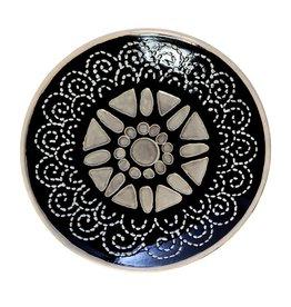 Riverdale Schaal Sunflower zwart 36cm