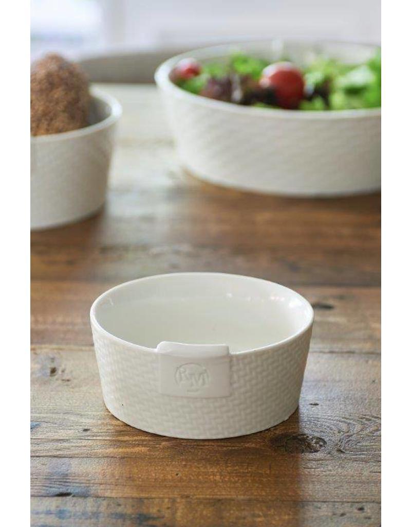 Riviera Maison Pure Rattan Ceramic Bowl S