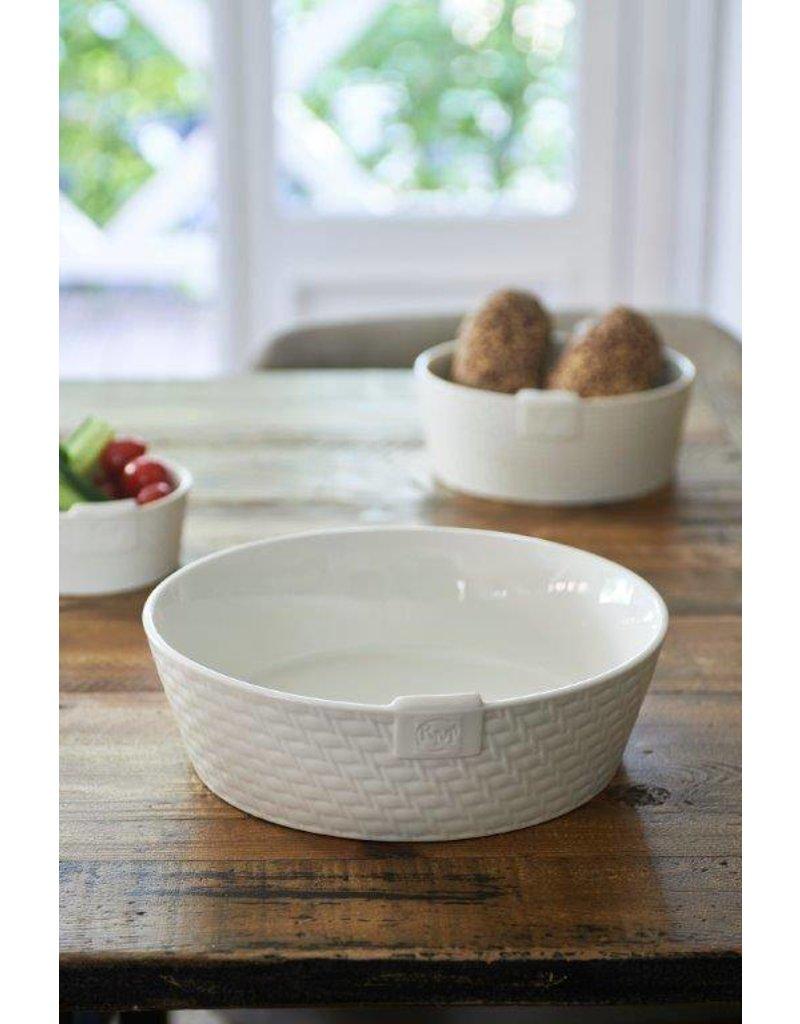 Riviera Maison Pure Rattan Ceramic Bowl L