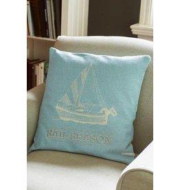 Riviera Maison Formentera Sail Pillow Cover 50x50 (zonder vulling)
