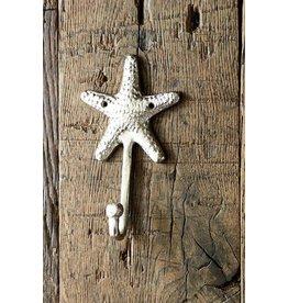 Riviera Maison Sea Star Hook aluminium
