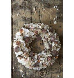 Riviera Maison Summer Shell Wreath Dia 44