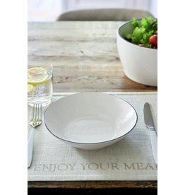 Riviera Maison RM Bon Appetit Bowl 20 cm