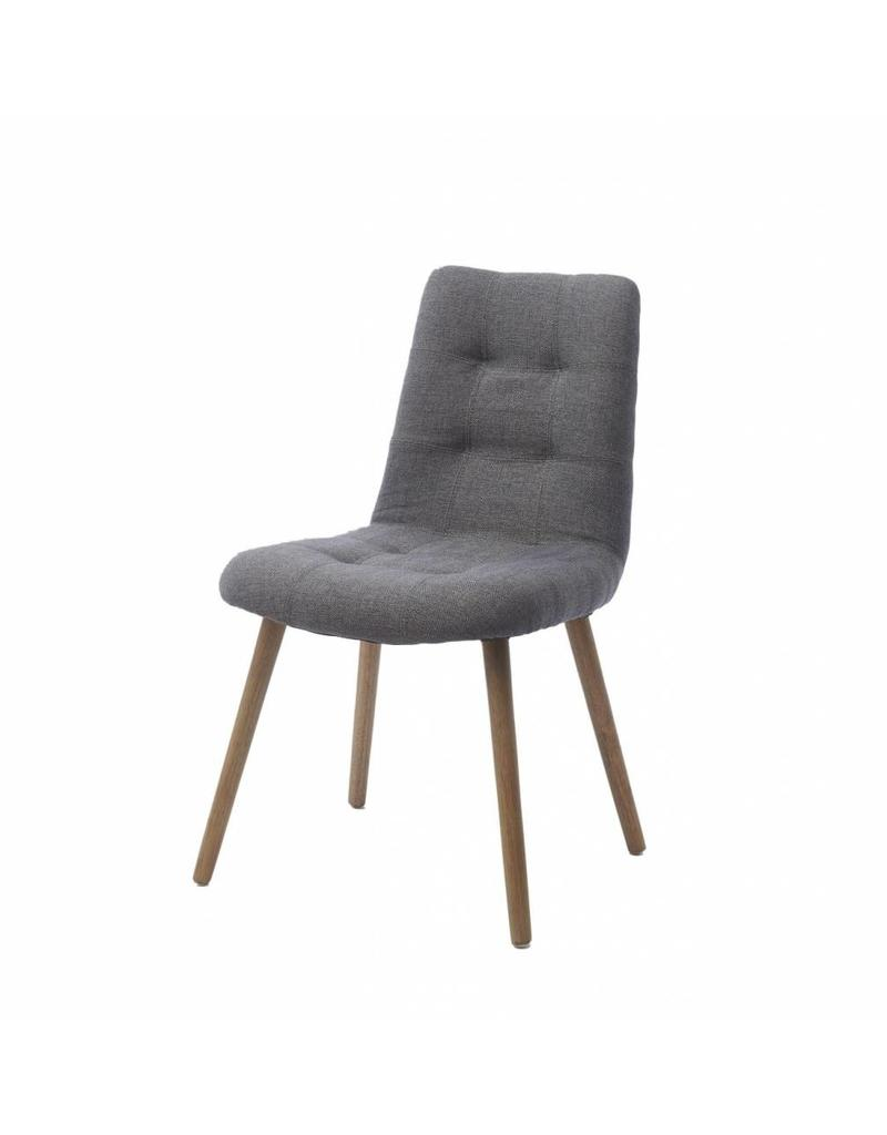 Riviera Maison Duke Dining Chair Fossil