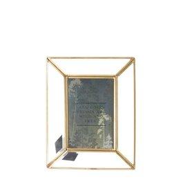 Riverdale Fotolijst Derby goud 10x15cm excl.