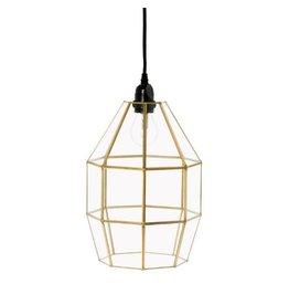 Riverdale Hanglamp Felix goud 32cm
