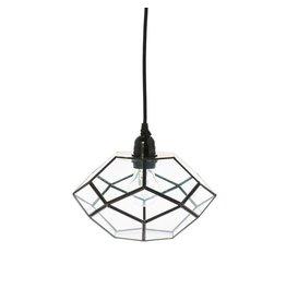 Riverdale Hanglamp Felix zwart 25cm