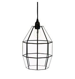 Riverdale Hanglamp Felix zwart 32cm