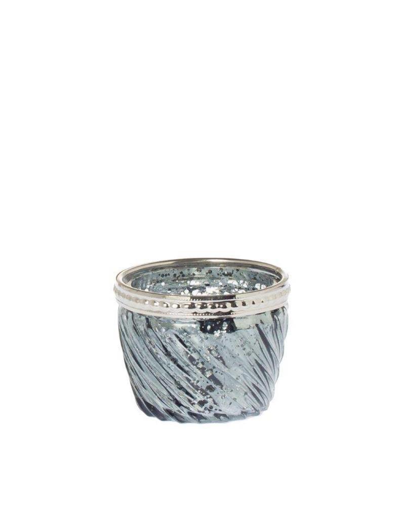 Riverdale Sfeerlicht Swirl d.grijs 6cm