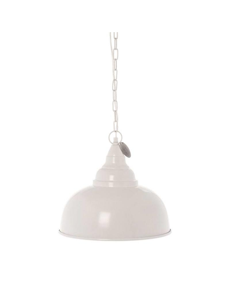 Riverdale Hanglamp Milton white 29cm