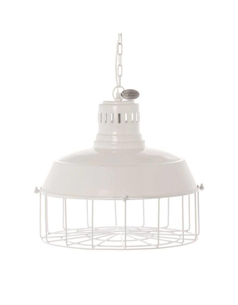 Riverdale Hanglamp Milton white 39cm
