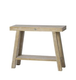 Riverdale Side table Urban natural 96cm
