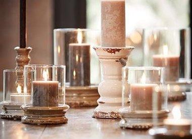 Kaarsen & geurprodukten