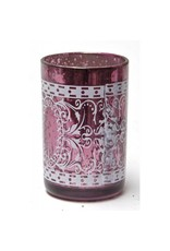 PTMD Collection ANTIQUE GLASS PINK THEELICHTJE