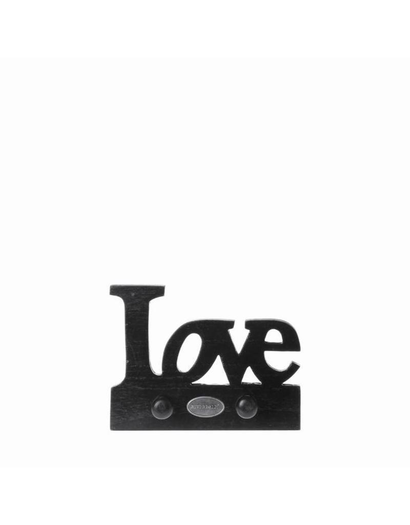 Riverdale HAAK LOVE 15CM ZWART