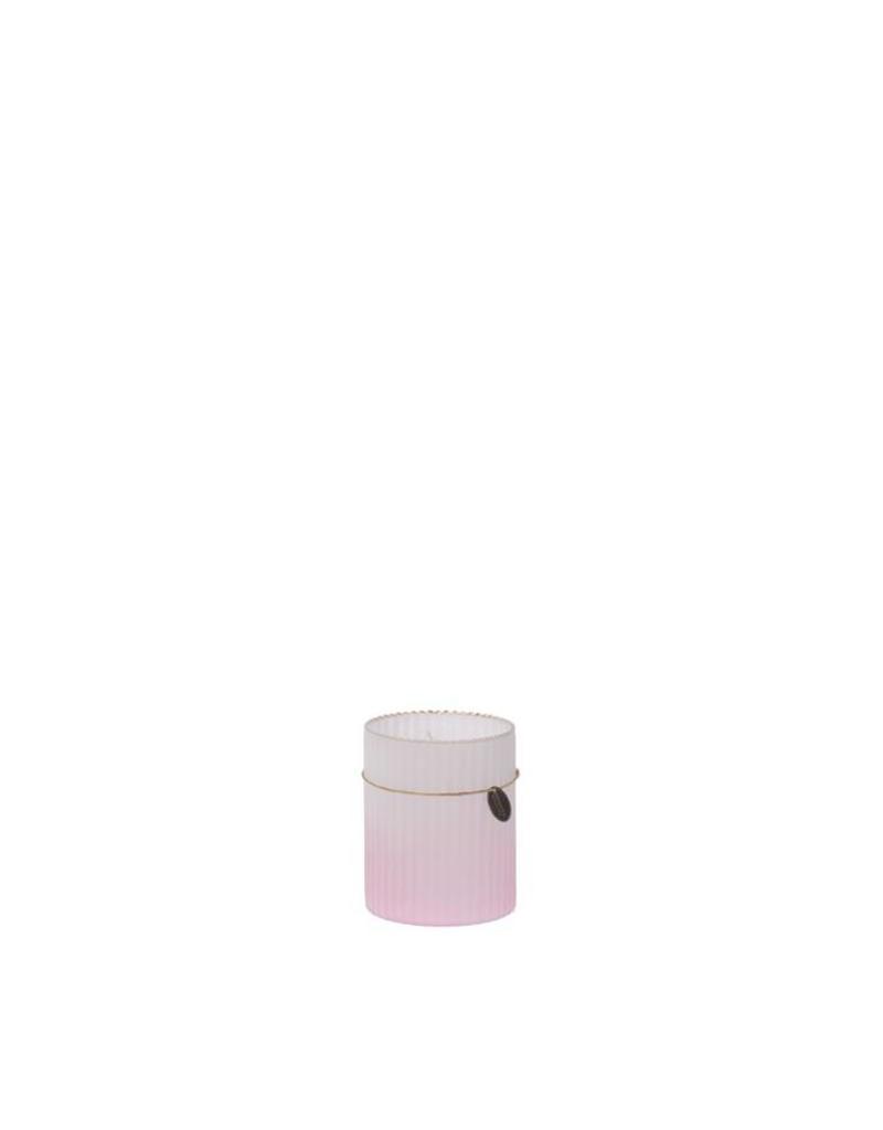Riverdale Sfeerlicht Lines pink 15cm