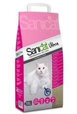 Sanicat kattenbakvulling Ultra 15 L