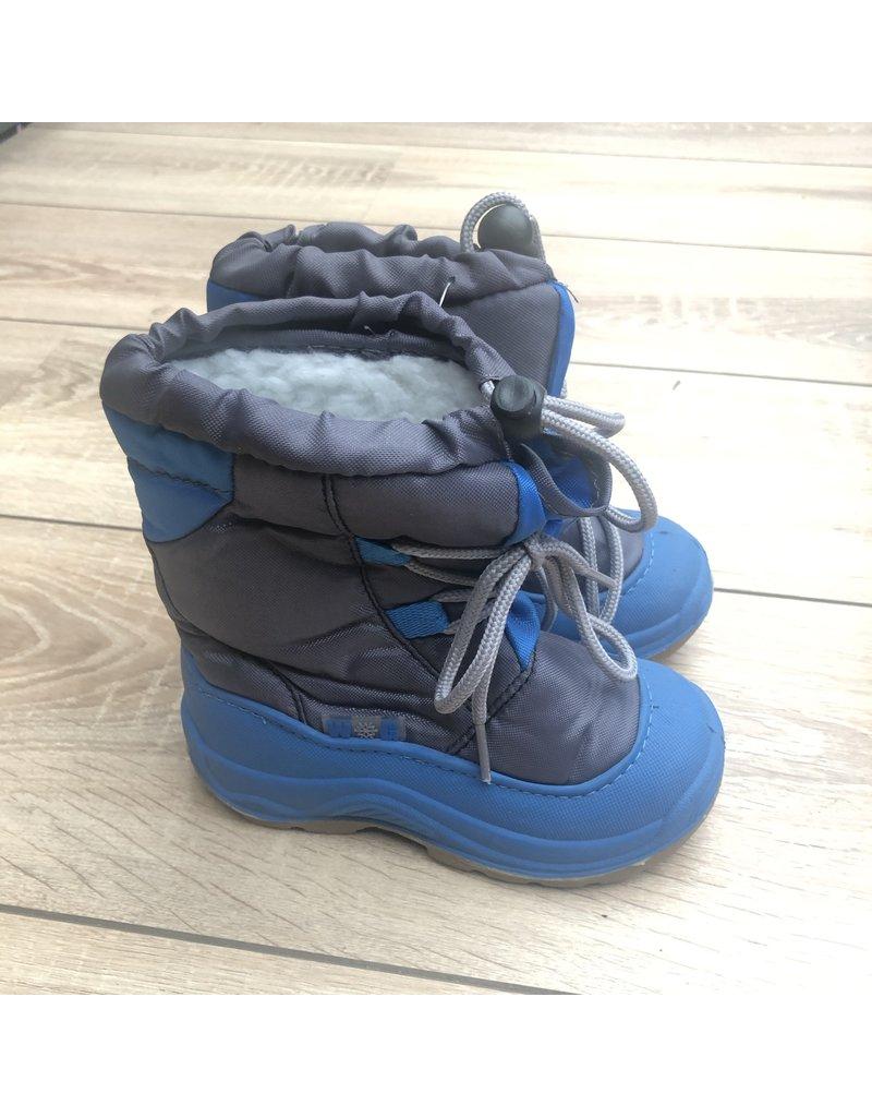 Kinder Snowboots Blauw