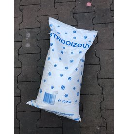 Strooizout 20 kilo