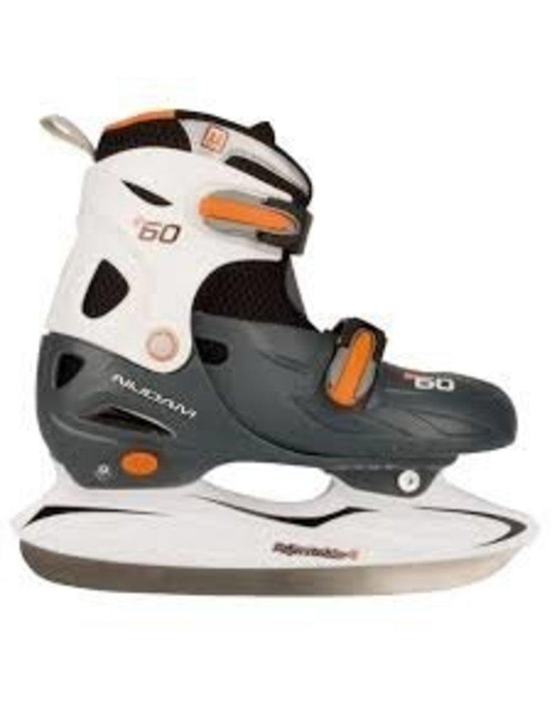 Schaatsen Junior Hockey verstelbaar Hardboat Nijdam 3060