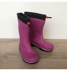 Dunlop Winterlaars roze (gevoerd)