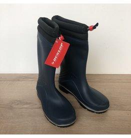 Dunlop Winterlaarzen donkerblauw (gevoerd)