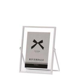 Riverdale Fotolijst Cambridge white 9x13cm