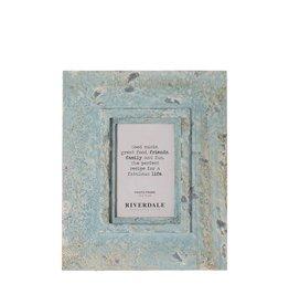 Riverdale Fotolijst Brooklyn l. blue 10x15cm