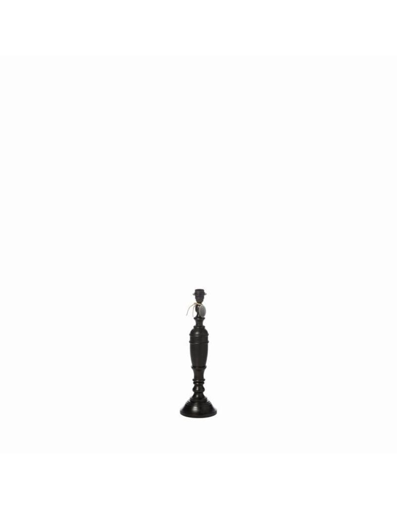 Riverdale Lampvoet Brooklyn black 52cm