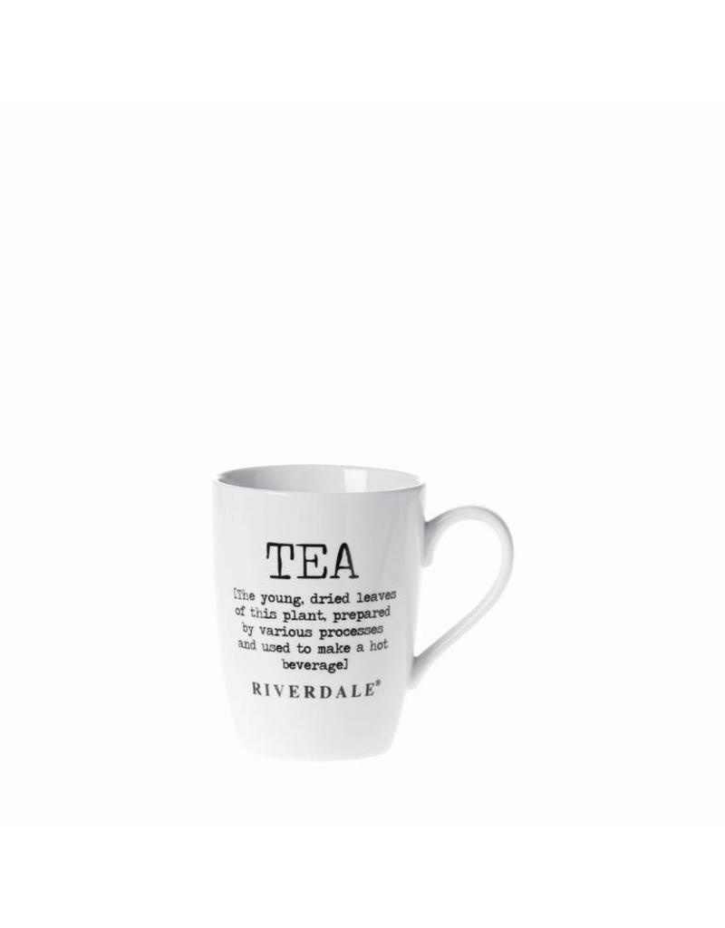 Riverdale Mok Tea 10cm