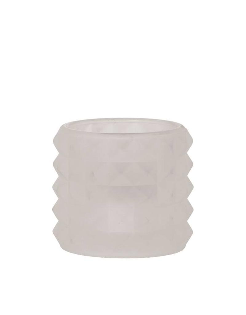 Riverdale Sfeerlicht Diamond wit 9cm