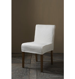 Riviera Maison Savile Row Dining Chair lin White