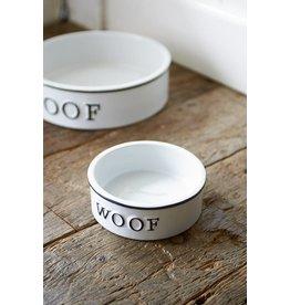 Riviera Maison Woof Doggie Bowl M