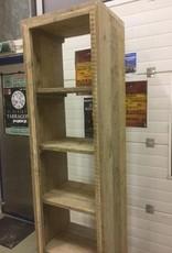Terry Boekenkast van oud steigerhout