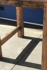 Jacko Bartafel van steigerhout zonder middenbalk